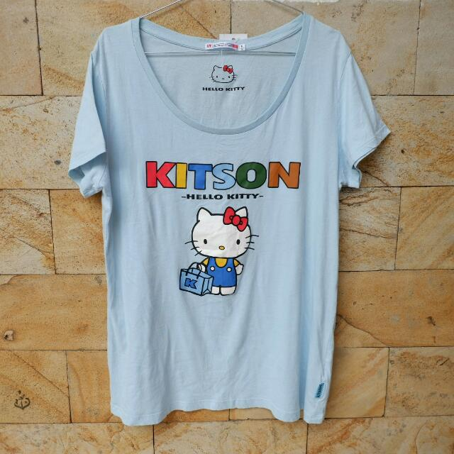 Uniqlo Hello Kitty Tshirt