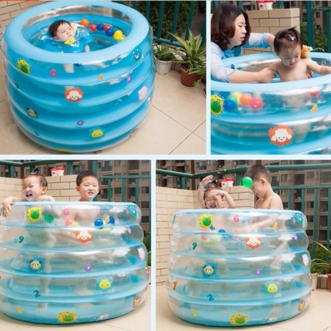 used once Baby Spa Bath/ children swimming pool/ baby bath/ baby spa ...