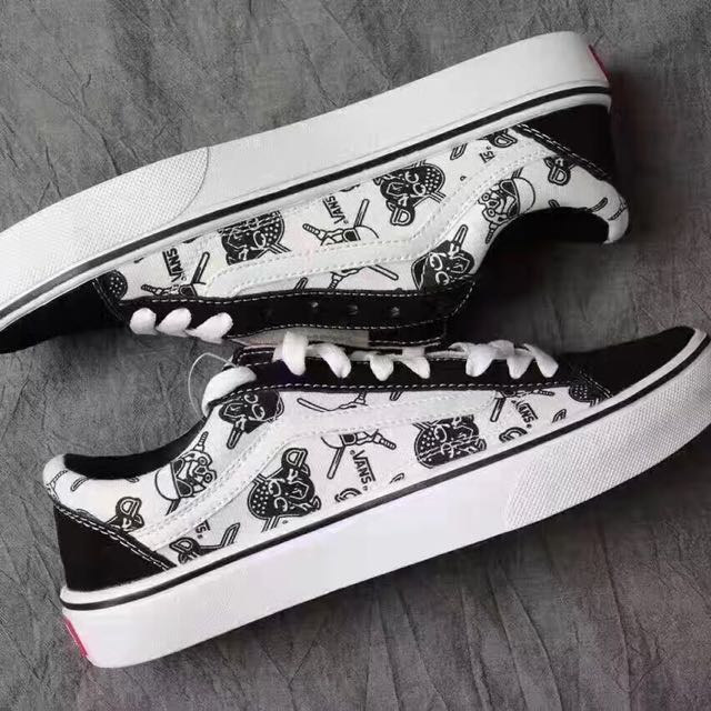 bff9df73de Vans Old Skool Classic •Star wars•