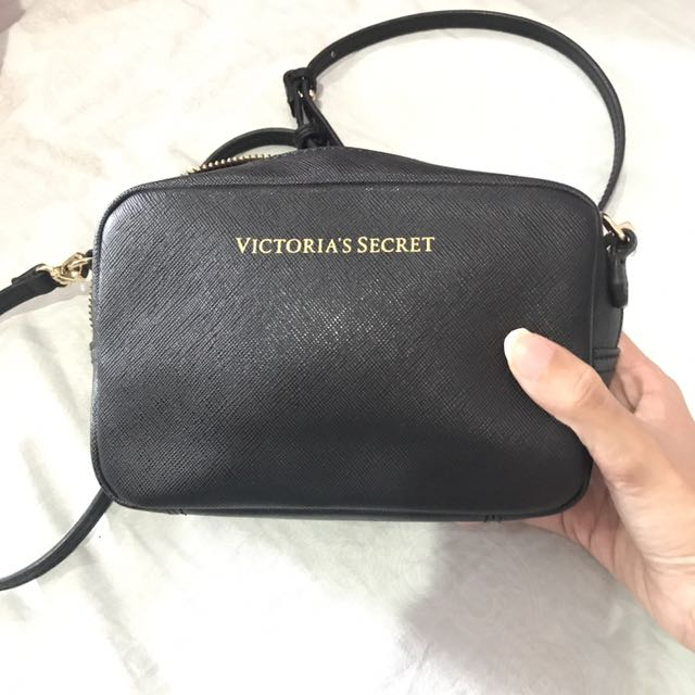 Victoria's Secret Black Bag