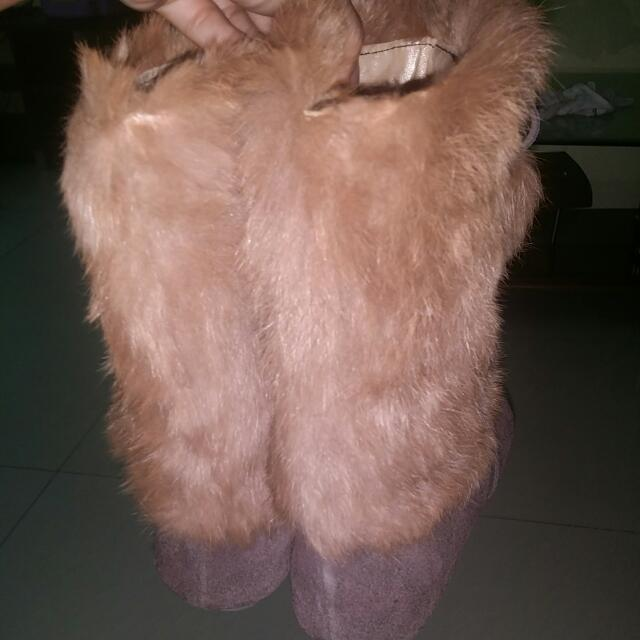Winter Shoes(size 6~7)