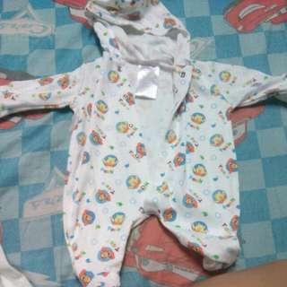 baby starter overall