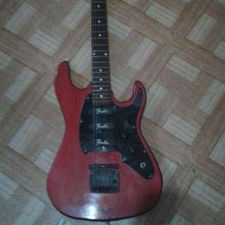 Gitar Listrik / Elektrik Fender