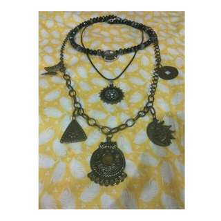 Bohemian Necklace (TAKE ALL)