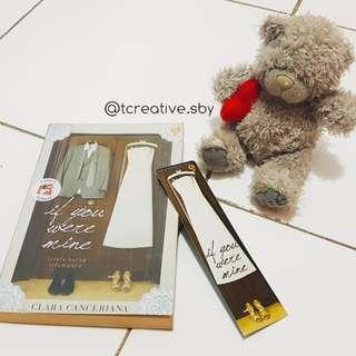 Novel If You Were Mine (Clara Canceriana)