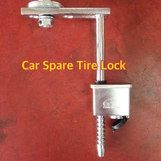 Car Spare Tire Lock