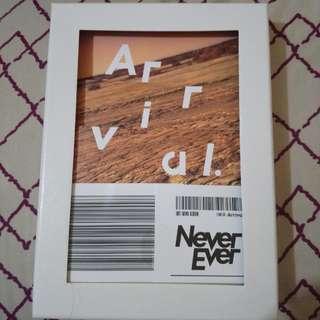 GOT7 Never Ever Album - Never Version