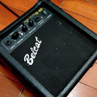 二手 電吉他 音箱  新手練習用