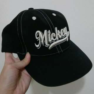 正版Mickey帽
