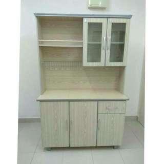 Kitchen Cabinet (White Color)