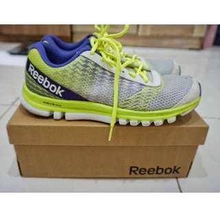 Reebok Running Shoes Sublite Duo Tricolor (Preloved)