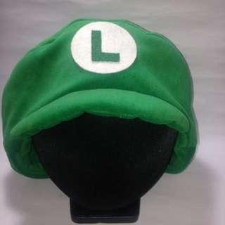 Cosplay Luigi hat
