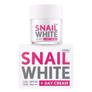 Namulife Snail White Day Cream SPF20 50ML