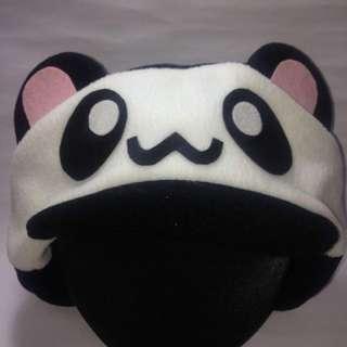 Cosplay kawaii panda hat