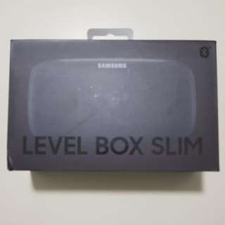 Samsung Level Box Slim Portable Speaker (EO-SG930CBEGWW)