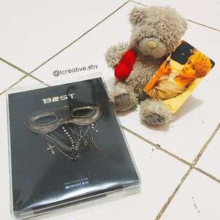 Beast 5th Mini Album: Midnight Sun