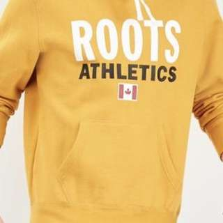 Yellow Roots Hoody