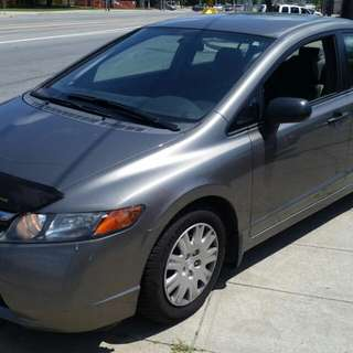 2008 HONDA CIVIC DX 116OKM AUTO