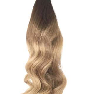 UNOPENED PACKS OF 9A EURO VIRGIN NON REMY SALON GRADE HUMAN HAIR EXTENSIONS - TOP OF RANGE