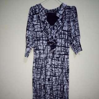 (Reprice) Dress Cantik (Semua Ukuran)