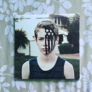 American Beauty American Psycho Album Fall Out Boy