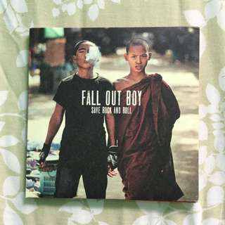 Save Rock And Roll Album By Fall Out Boy