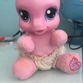 My Little Pony Pinky Pie Baby