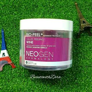 Authentic Neogen Gauze Peeling Wine