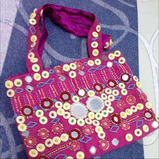Christiana® Vintage Beaded Bag