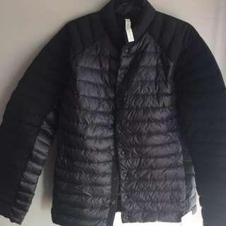 """Lululemon Large Men Jacket """"Down Right Jacket"""""""
