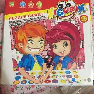 Puzzle Game 兒童玩具