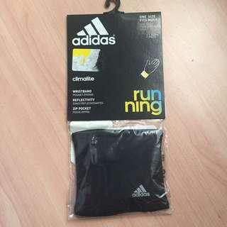 BN Adidas Running Wristband