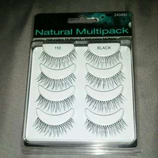 Ardell Natural Multipack 110 False Lashes