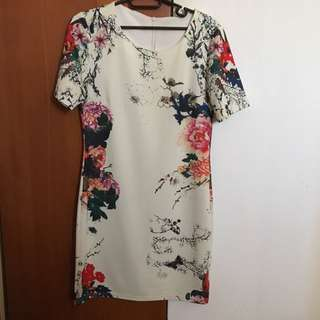 Floral Dress (formal)