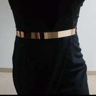 Gold Shieke Belt