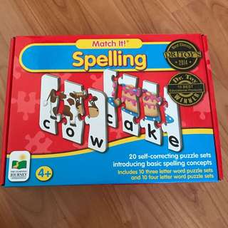 Puzzle Sets - Spelling