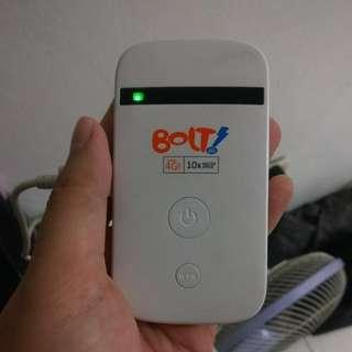 Mifi ZTE MF90 Bolt 4G