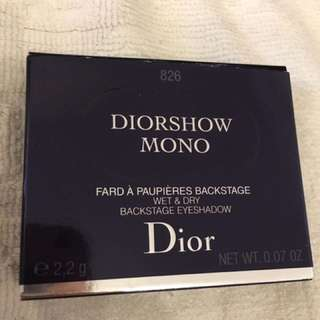 Dior通用眼影(可當胭脂用)