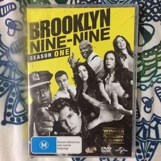 'Brooklyn 99' Season 1 DVD Set