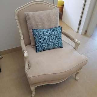 2x Vintage Sofas