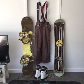 Snow Boards