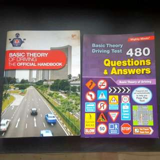 Basic Theory Driving Handbook & Practice Questions 2017 Edition