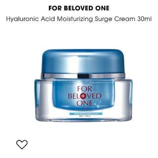 For Beloved One Hyaluronic Acid Moisturizing Surge Cream