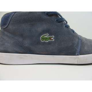 Lacoste Mens shoes size 11 used condition