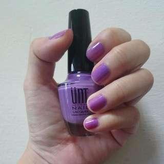 Unt 羅蔓紫指甲油