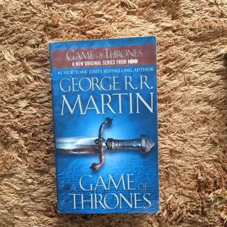 Game Of Thrones (Book 1) George R. R. Martin