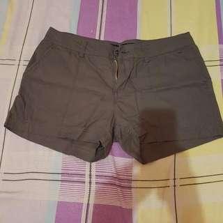 Penshoppe Gray Short