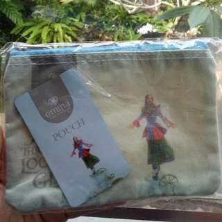 emina alice in wonderland mini pouch