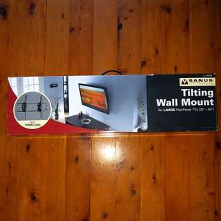 "Tilting Wall Mount For Large Flat Panel 30""-56"" TV"
