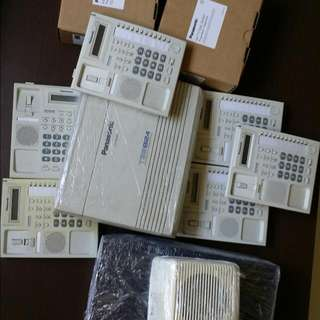 Panasonic PABX Phone System For Office/Home